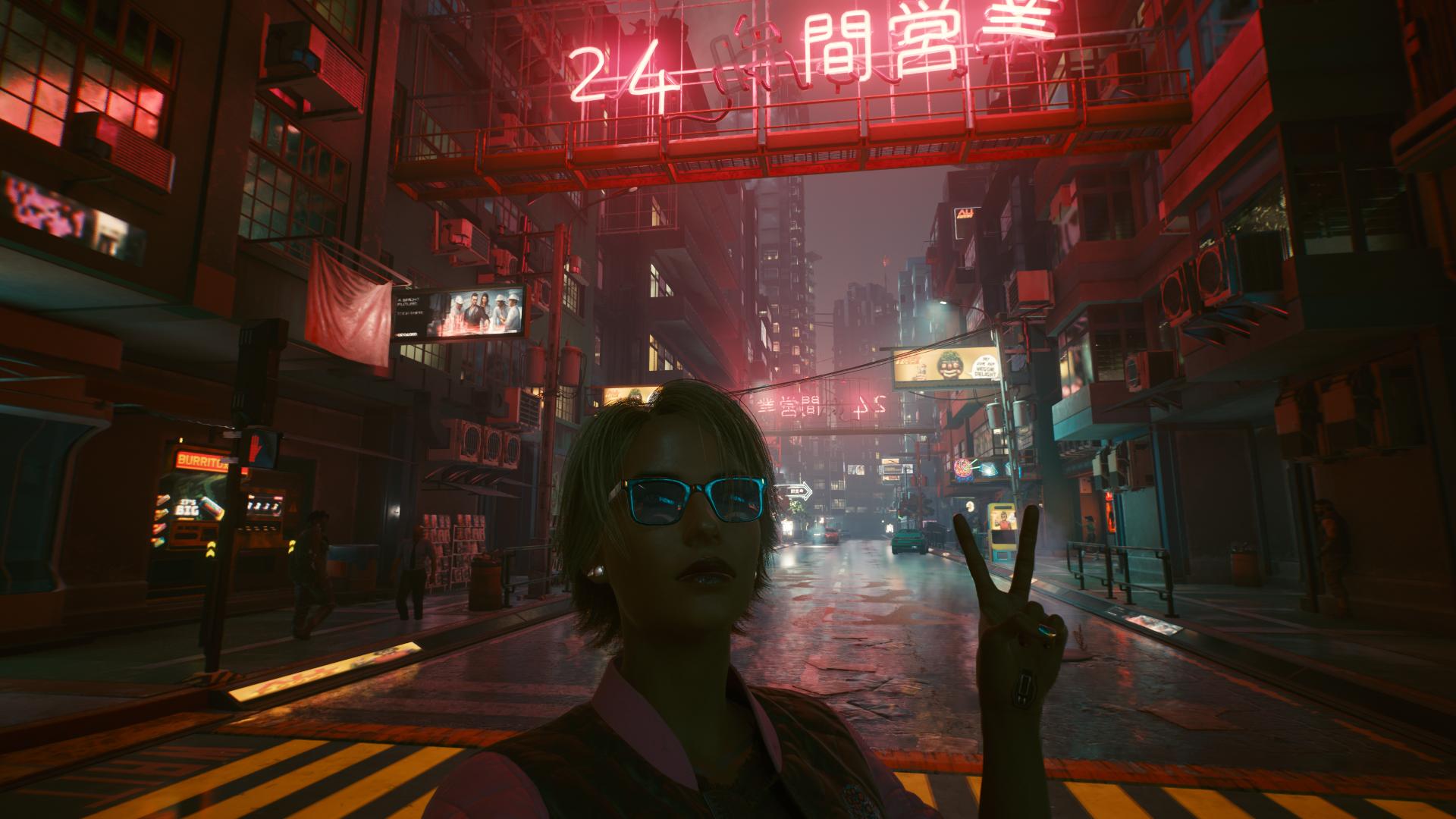 Победа - Cyberpunk 2077