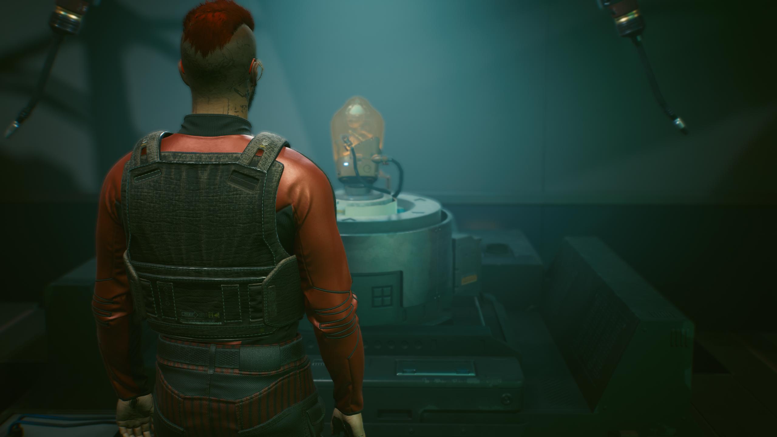 b-b - Cyberpunk 2077