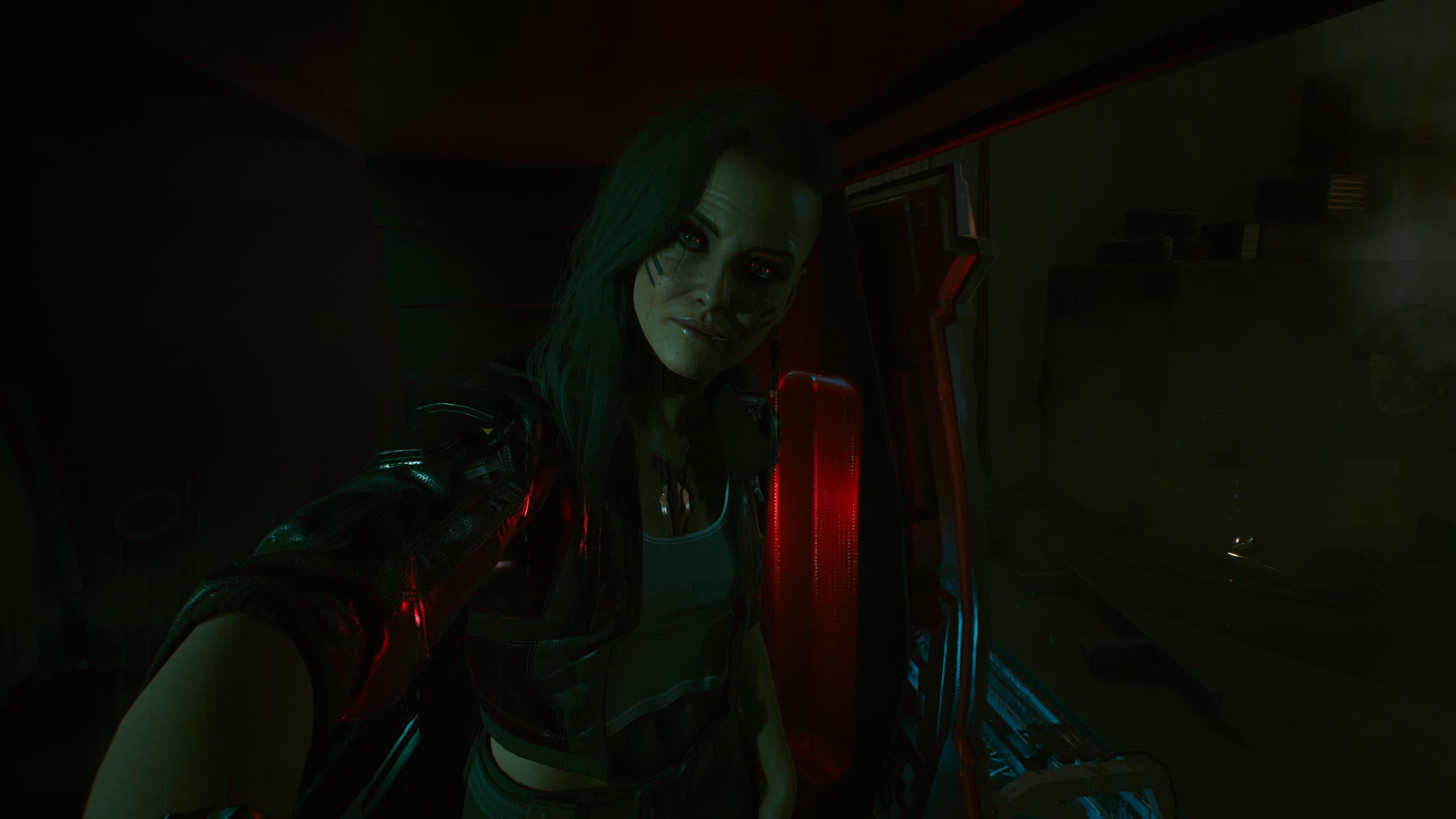 Бестия - Cyberpunk 2077