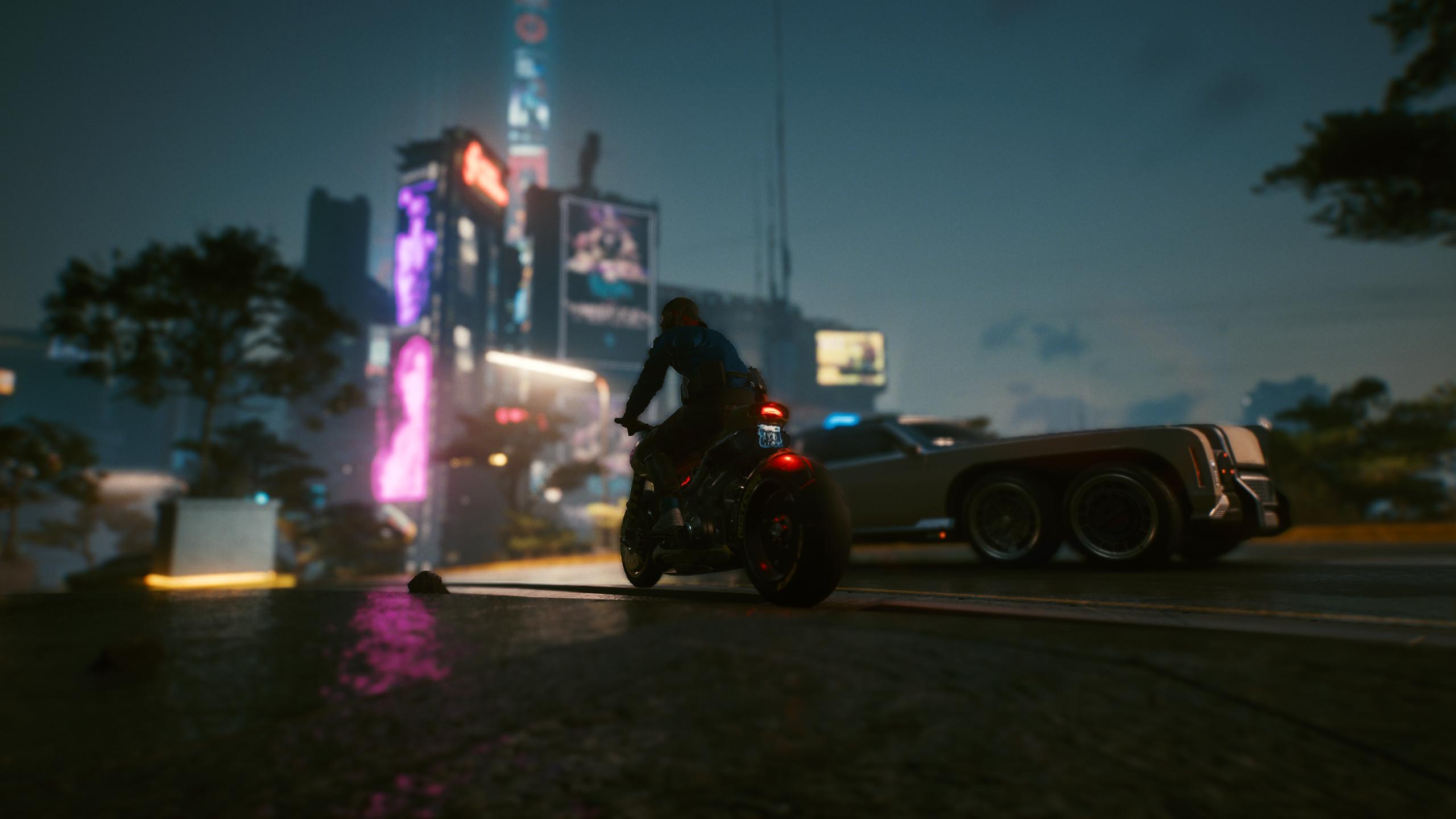 Night city - Cyberpunk 2077