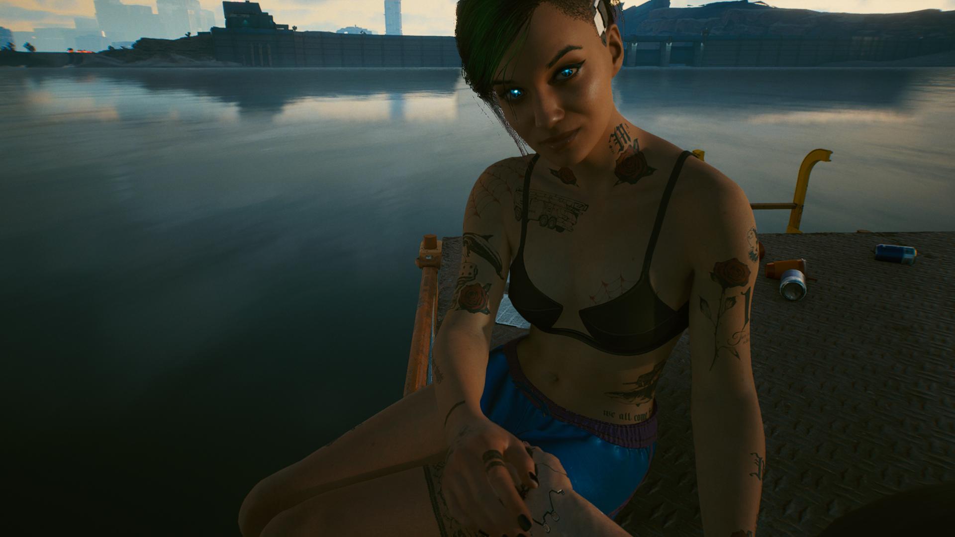Снимок экрана (29).png - Cyberpunk 2077