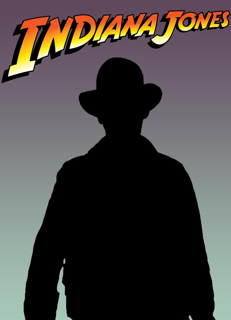 Обложка - Indiana Jones