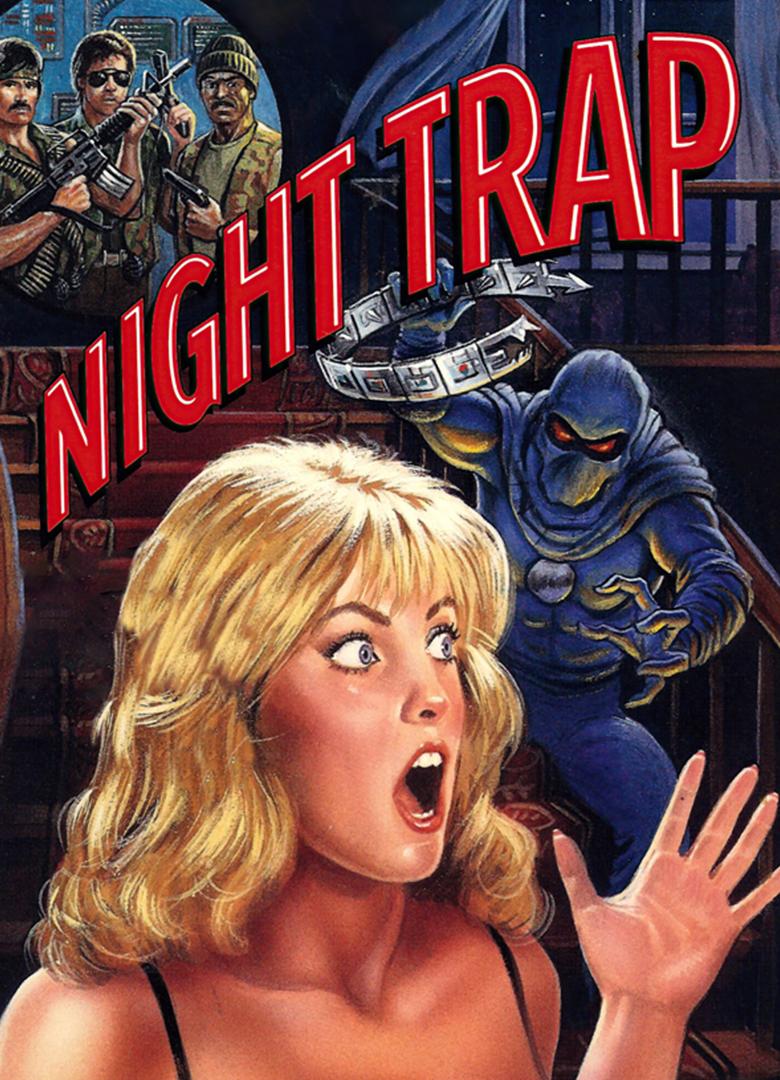 Обложка - Night Trap