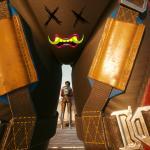 Cyberpunk 2077 Это было слишком тупо и смешно, чтобы этого не сделать XD Обожаю Cyber за подобную чушь)
