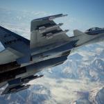 Ace Combat 7: Skies Unknown Самолёт