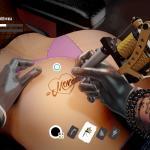 Ink Studio: Tattoo Artist Simulator Геймплей