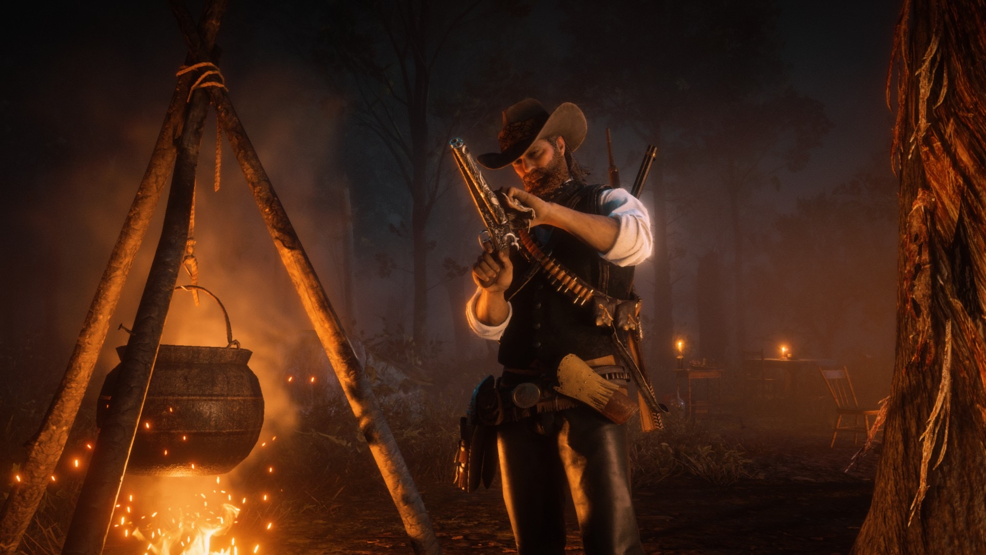 Дикий запад - Red Dead Redemption 2