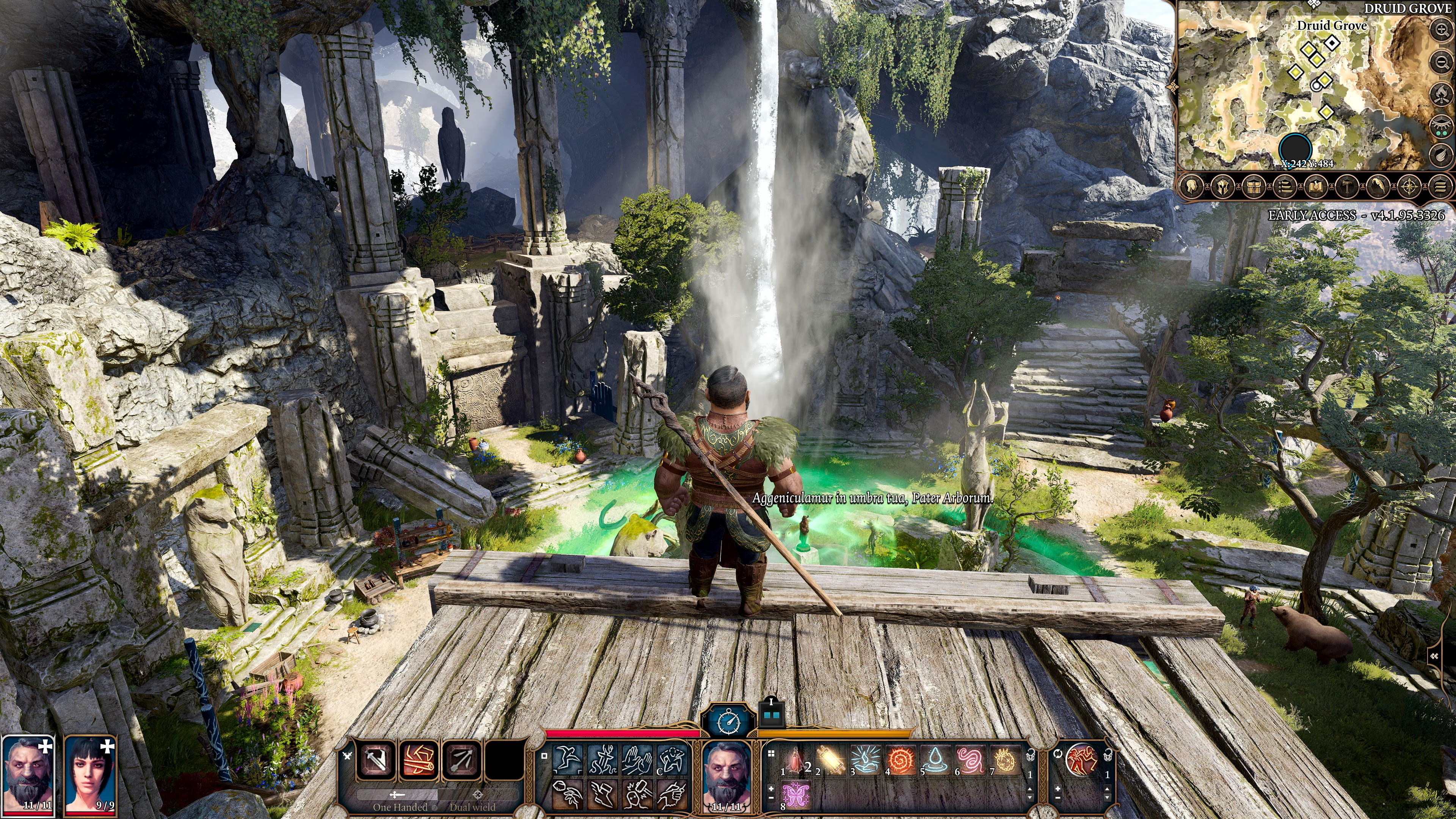 Геймплей [4K] - Baldur's Gate 3