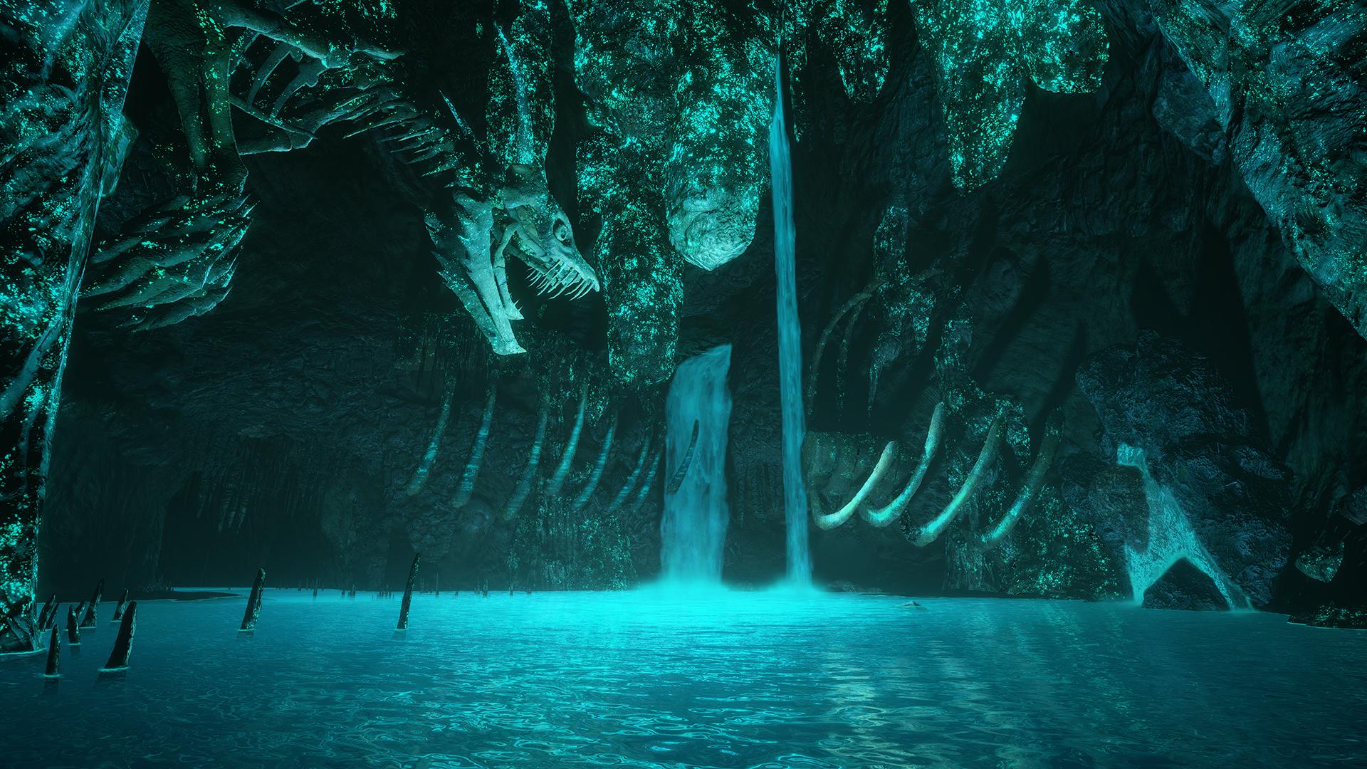 Локация - Monster Hunter Rise