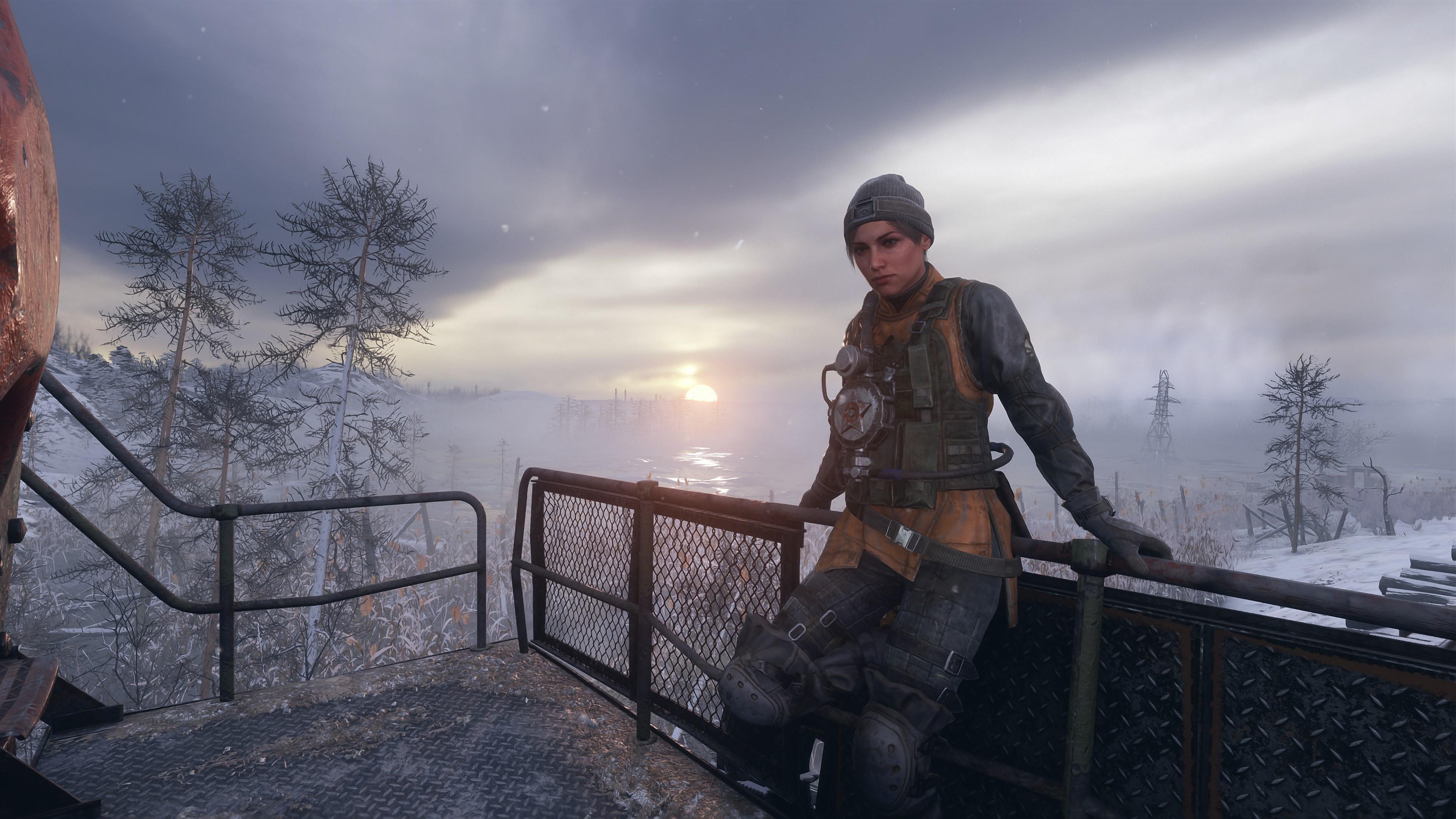 Коллекция моих скриншотов из игры Metro Exodus - Metro Exodus