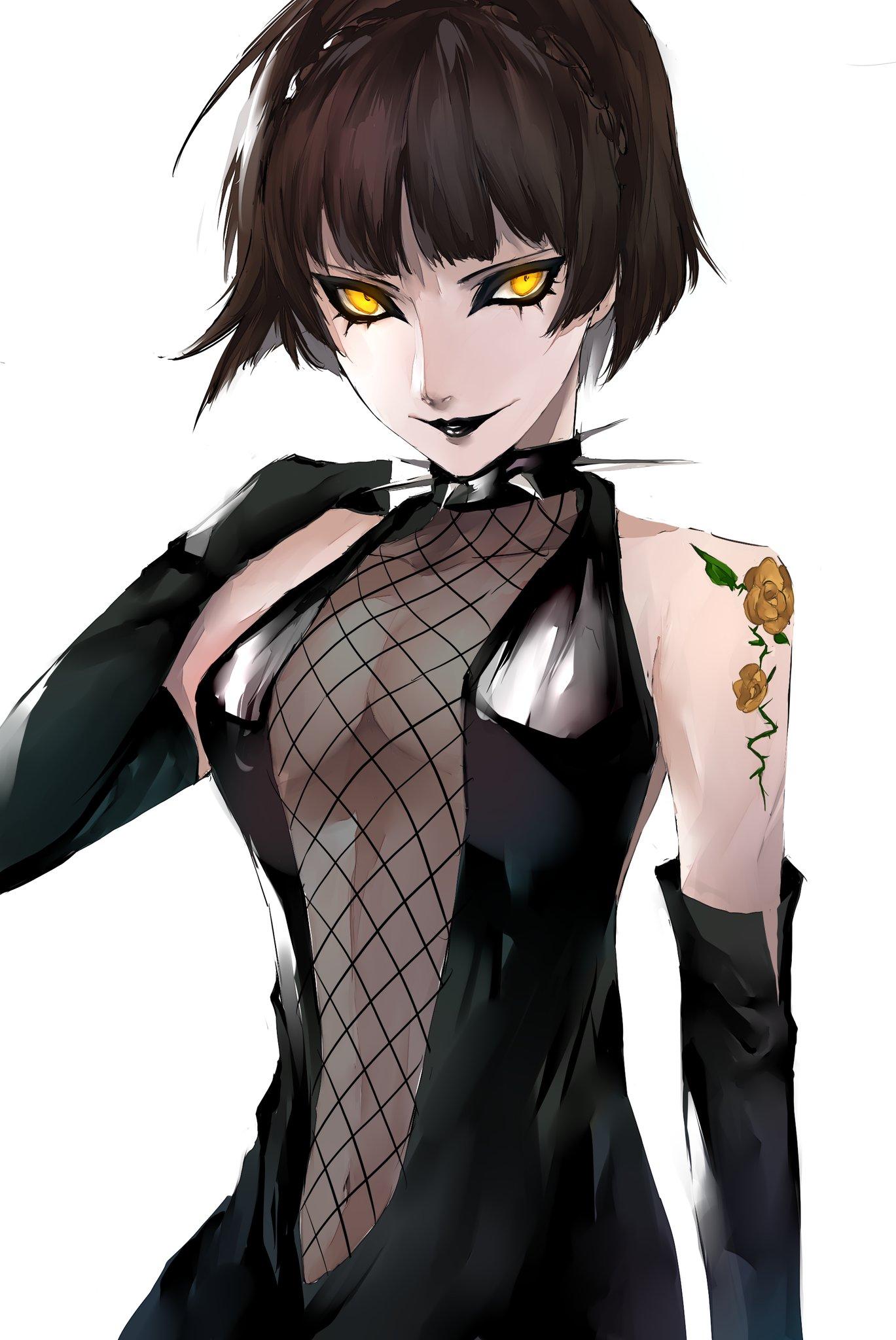 Makoto-Niijima-Persona-5-Persona-Shin-Megami-Tensei-6497117.jpeg - Persona 5