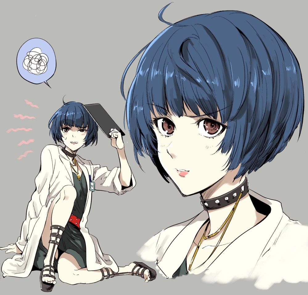 Takemi-Tae-Persona-5-Persona-Игры-6308226.jpeg - Persona 5