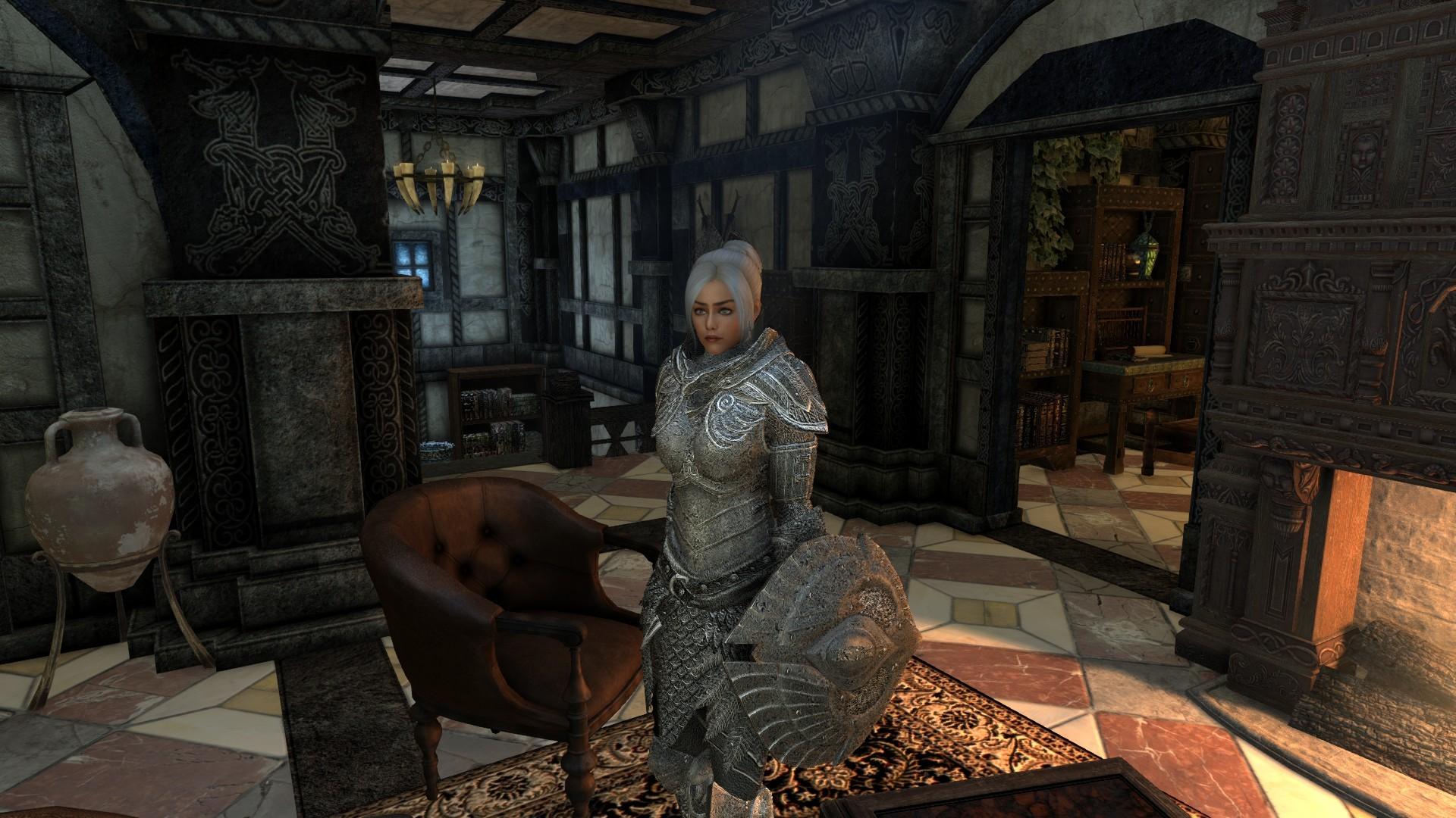 Обновлённый Высокий Шпиль TNF - The Elder Scrolls 5: Skyrim