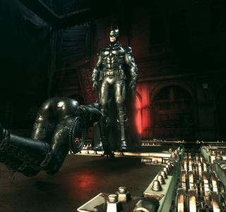 Галерея игры Batman: Arkham Knight
