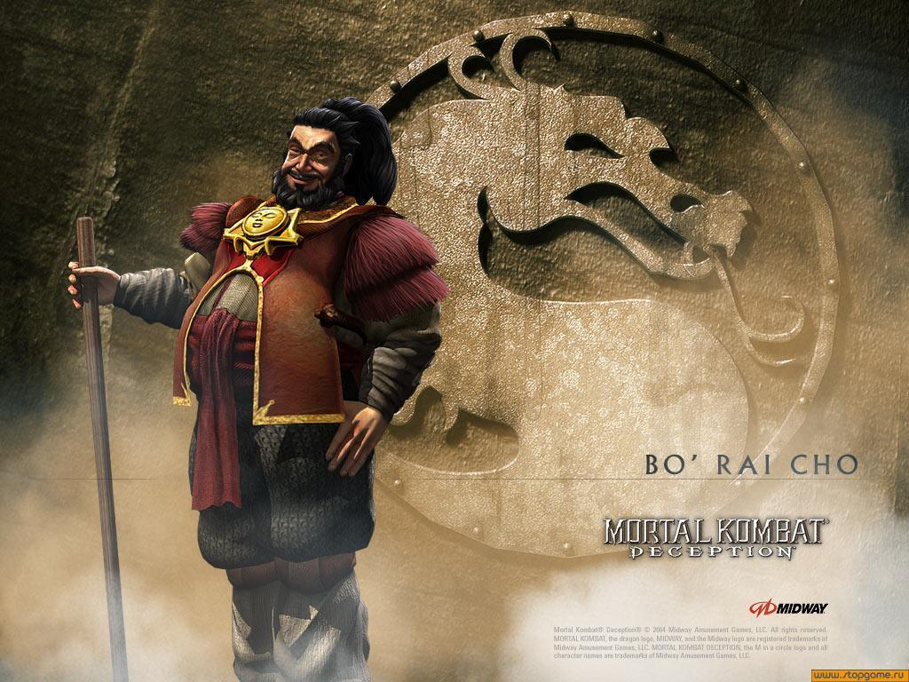 Бо рай Чо - Mortal Kombat (2011) МК
