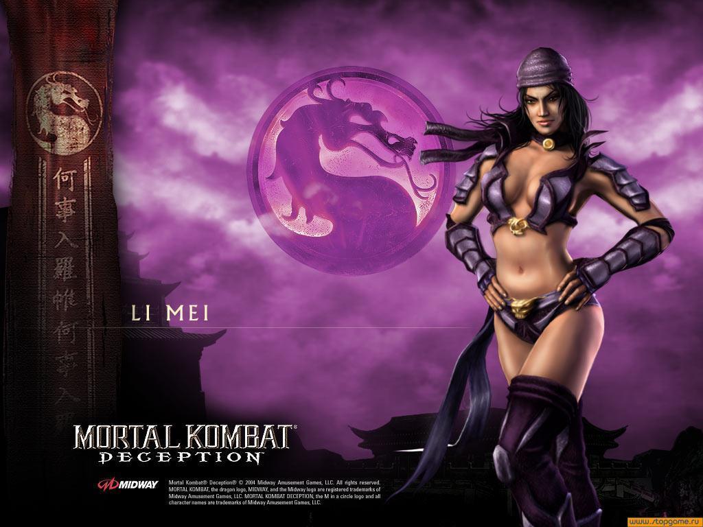 Ли Мэй - Mortal Kombat (2011) МК