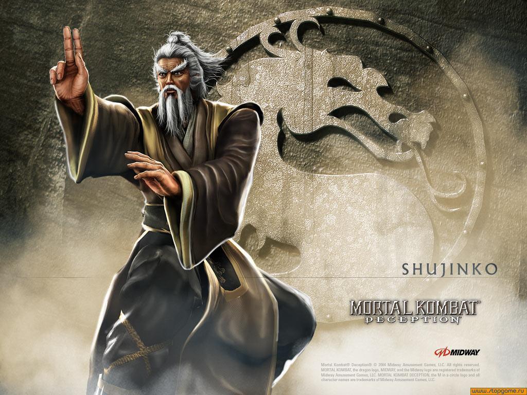 Шуджинко - Mortal Kombat (2011) МК