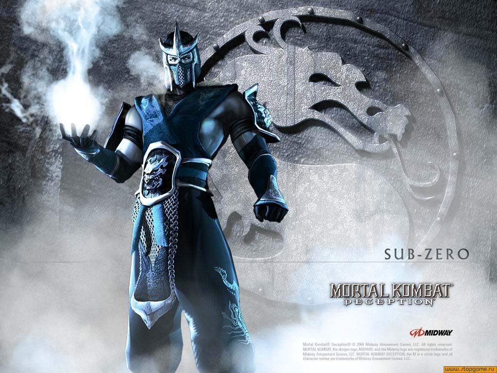 Саб-Зиро младший - Mortal Kombat (2011) МК