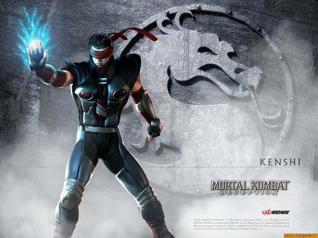 Слепой Кэнши - Mortal Kombat (2011) МК