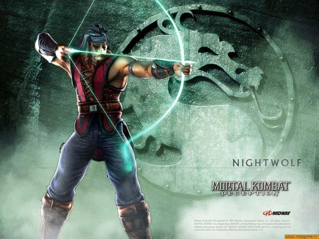 Ночной Волк - Mortal Kombat (2011) МК