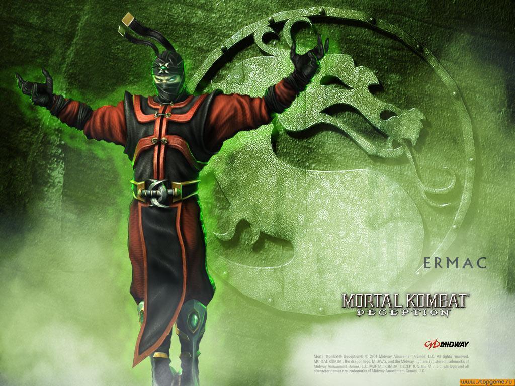 Ермак - Mortal Kombat (2011) МК