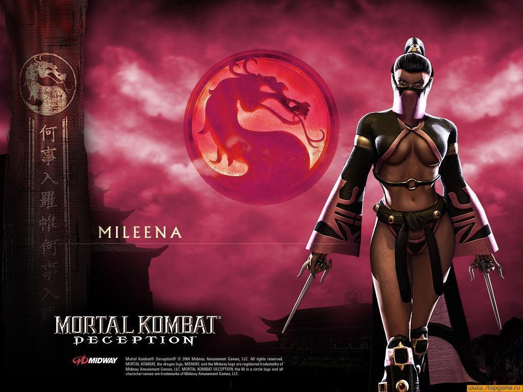 Милена - Mortal Kombat (2011) МК