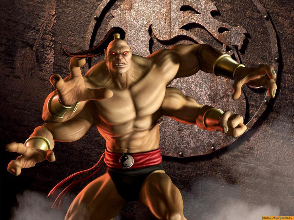 Принц Горо - Mortal Kombat (2011) МК