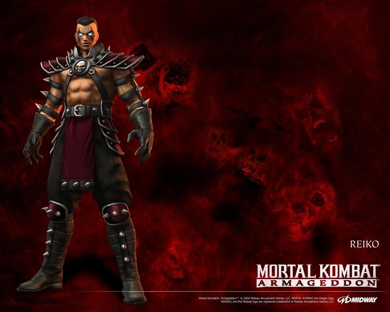 Рейко - Mortal Kombat (2011) МК