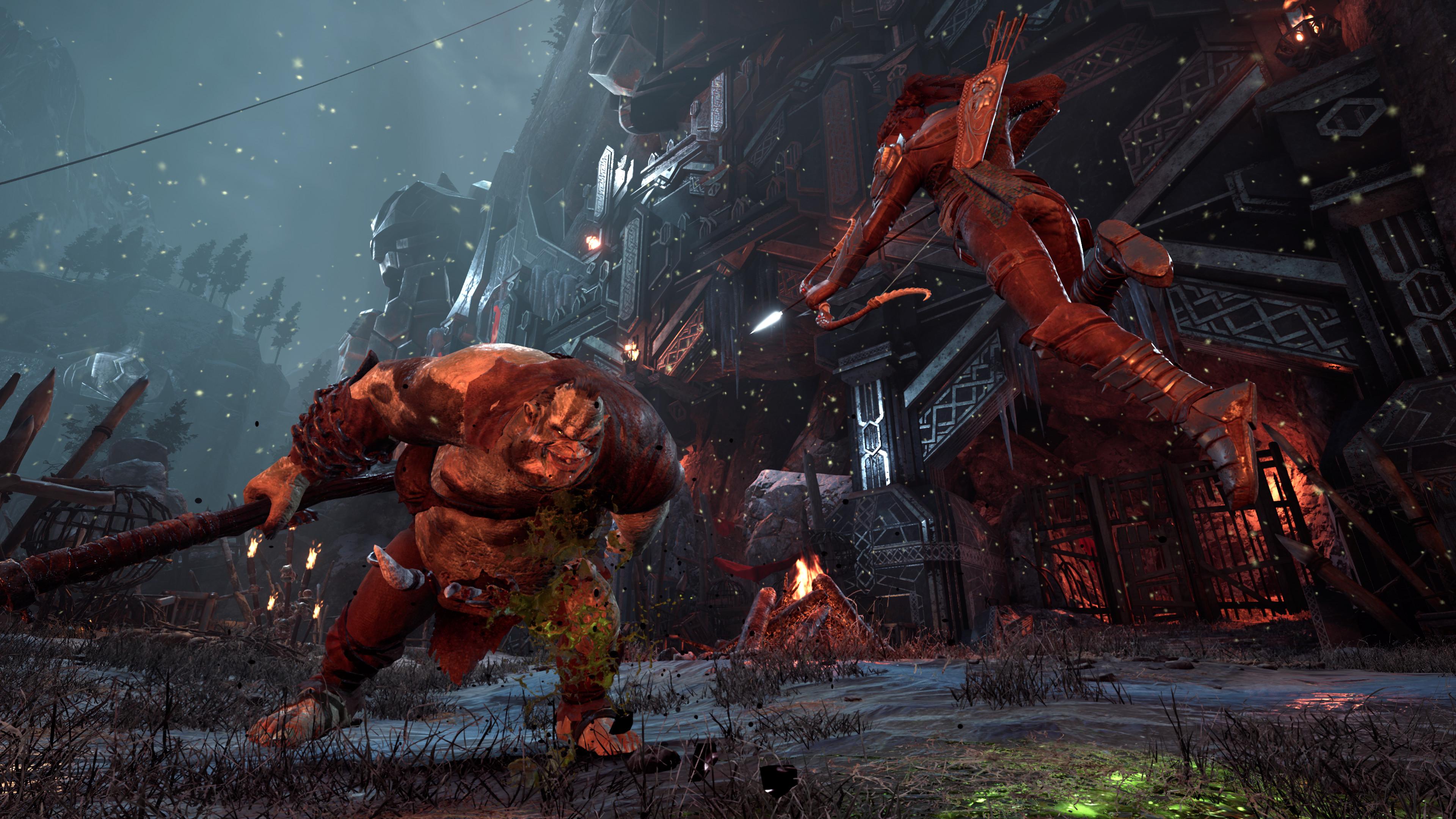 Геймплей [4K] - Dungeons & Dragons: Dark Alliance