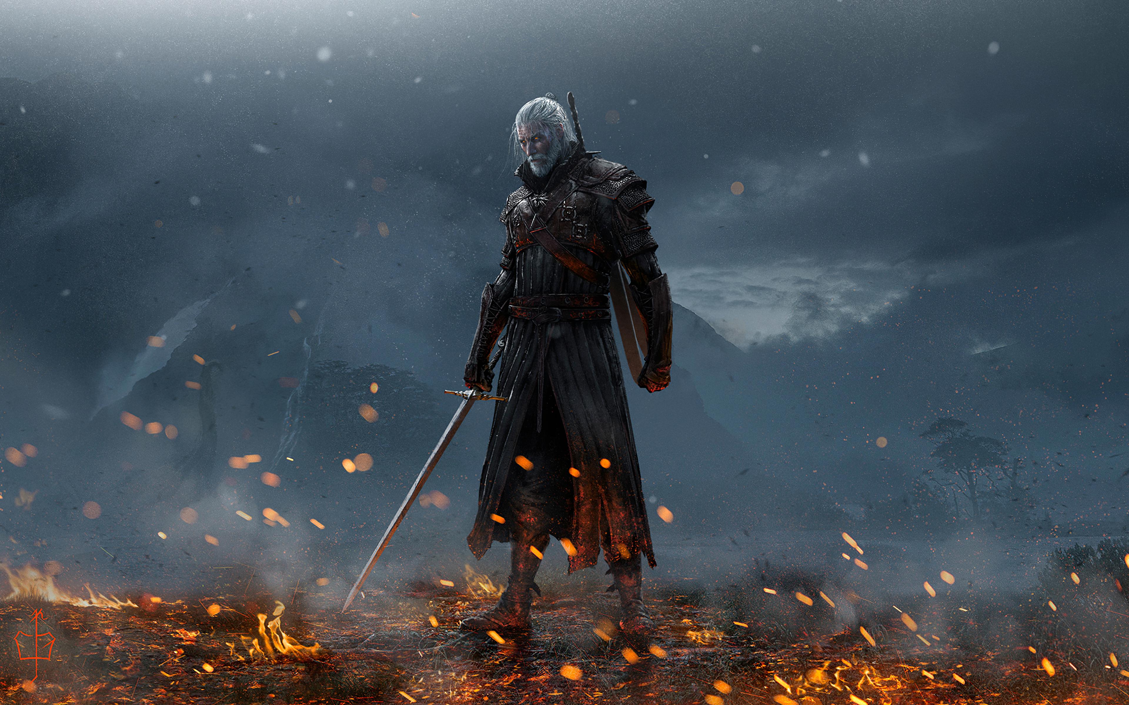Geralt14.jpg - The Witcher 3: Wild Hunt