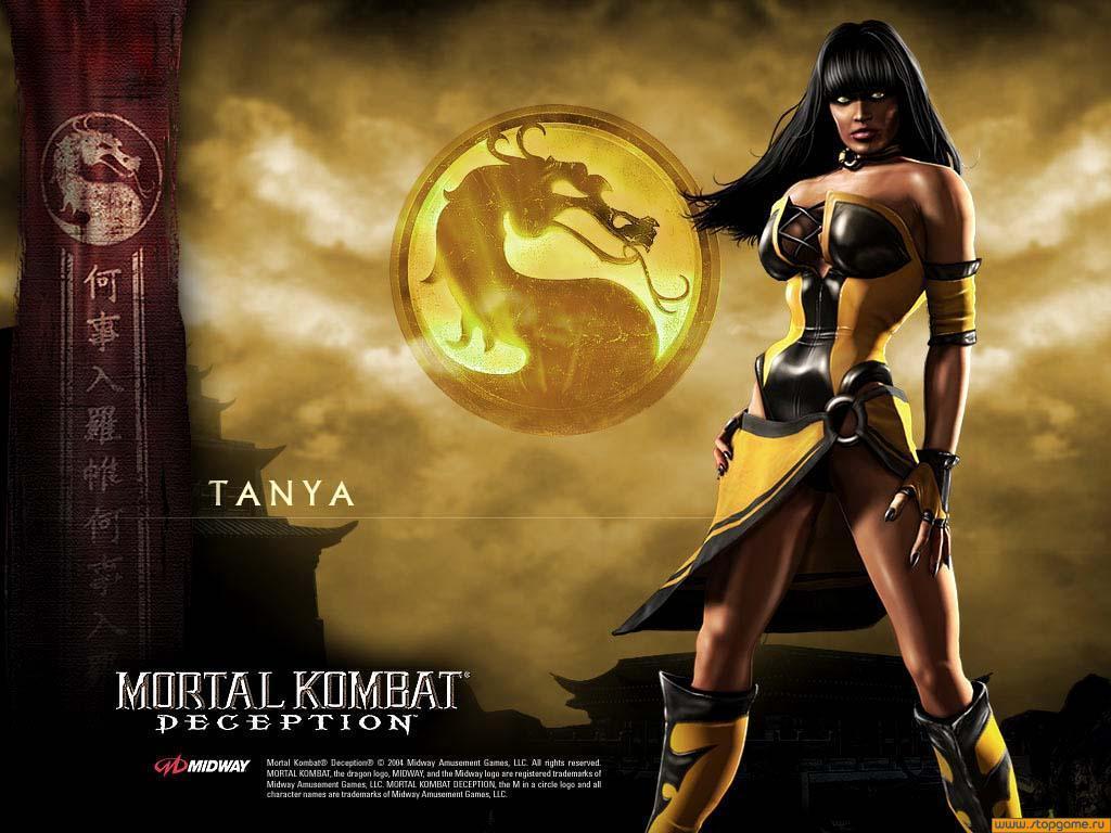 Таня - Mortal Kombat (2011) МК