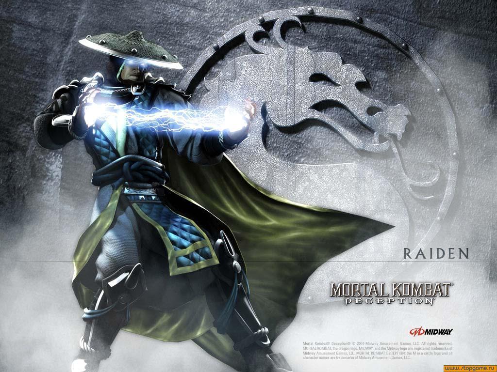 Рэйдэн - Mortal Kombat (2011) МК