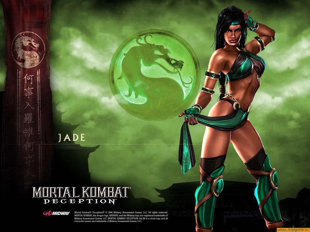 Джейд - Mortal Kombat (2011) МК