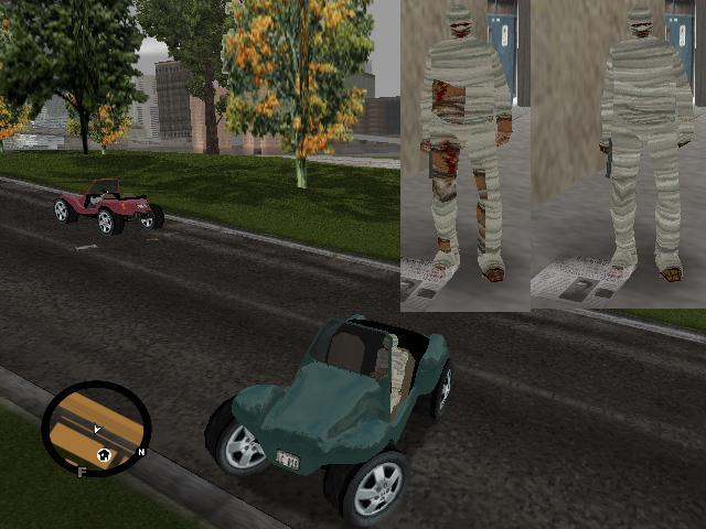Объекты из PS2 - Grand Theft Auto 3
