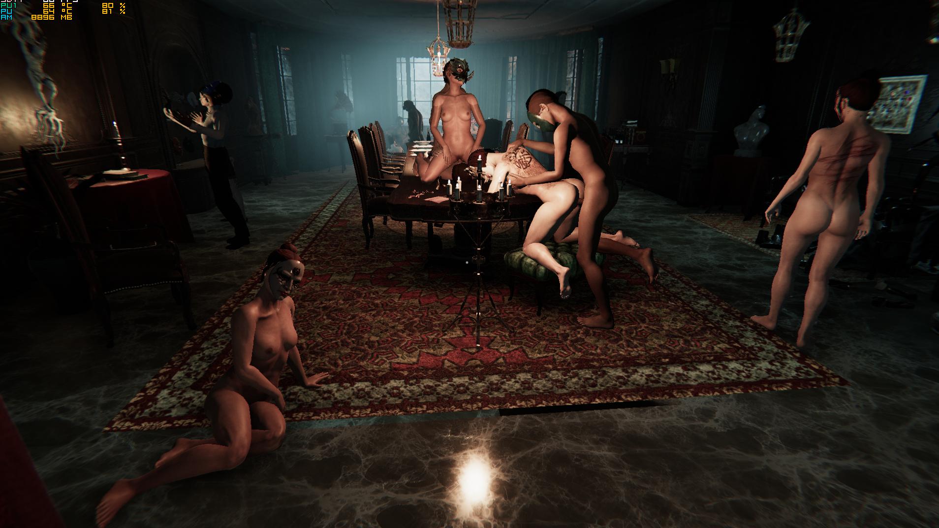 БДСМ и Оргии - Lust from Beyond