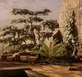 Галерея игры Wanderer