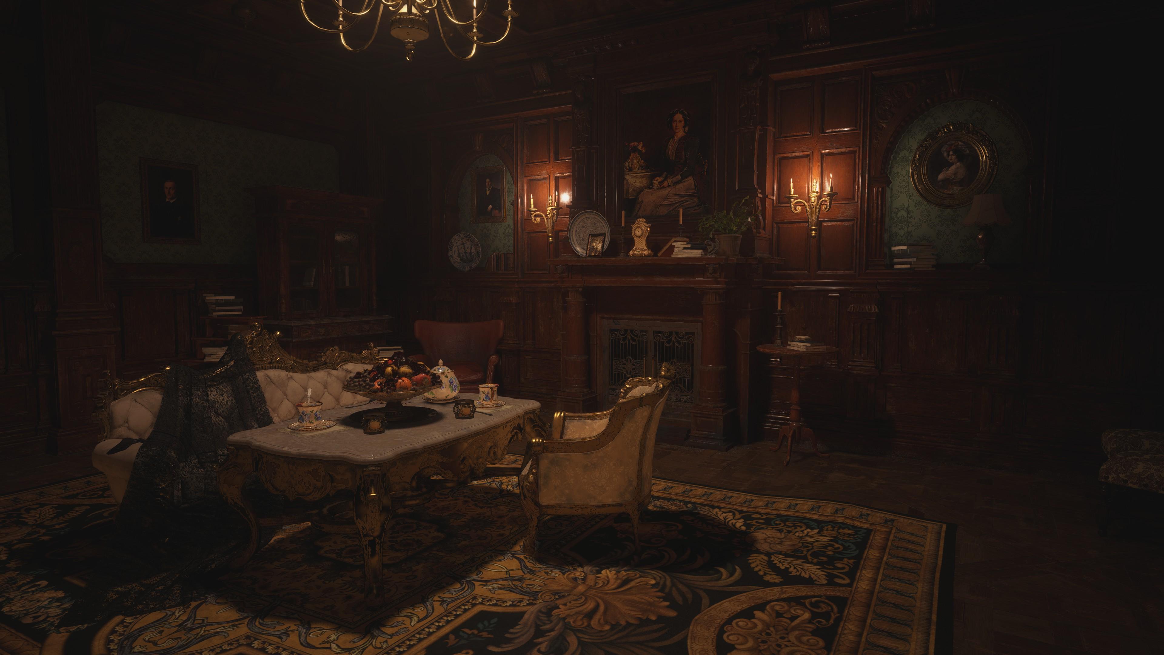 Геймплей [4K] - Resident Evil: Village