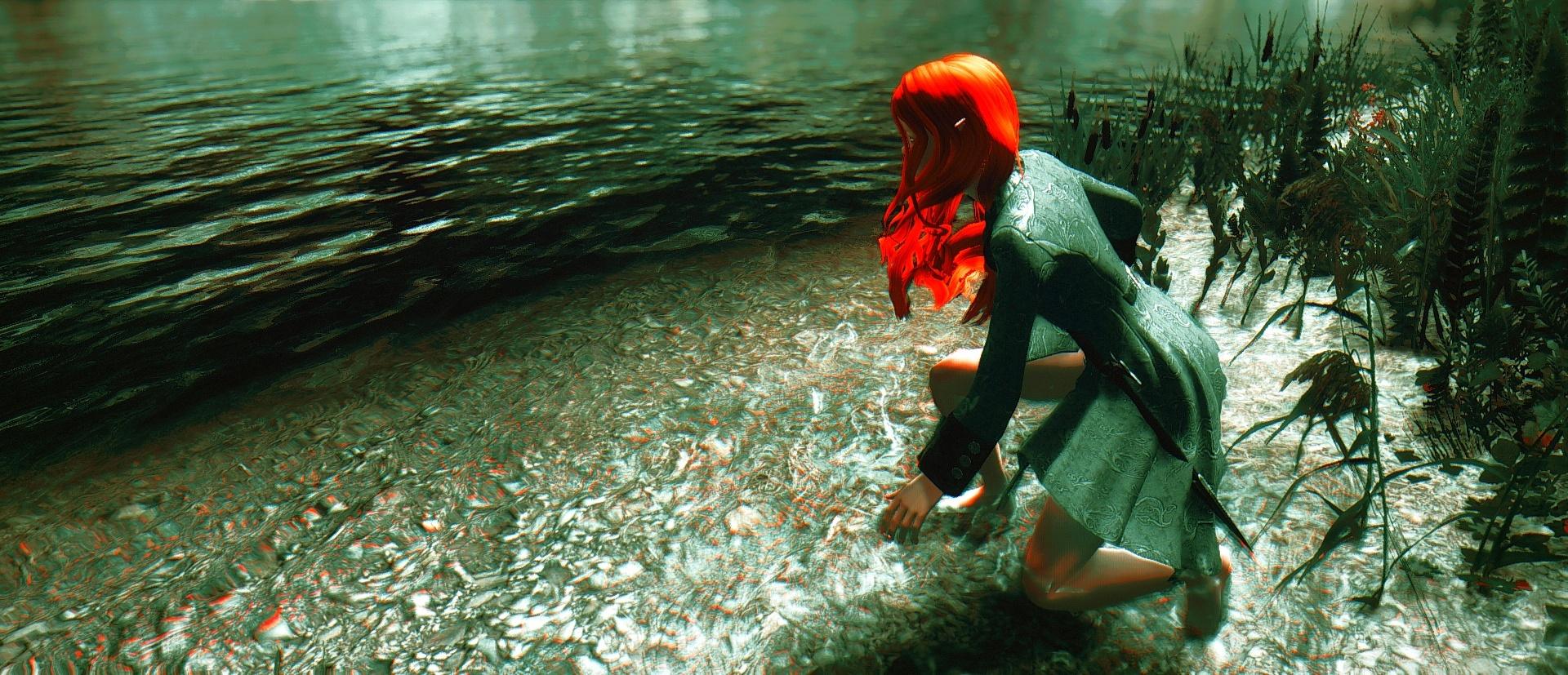 У воды 1.jpg - The Elder Scrolls 5: Skyrim