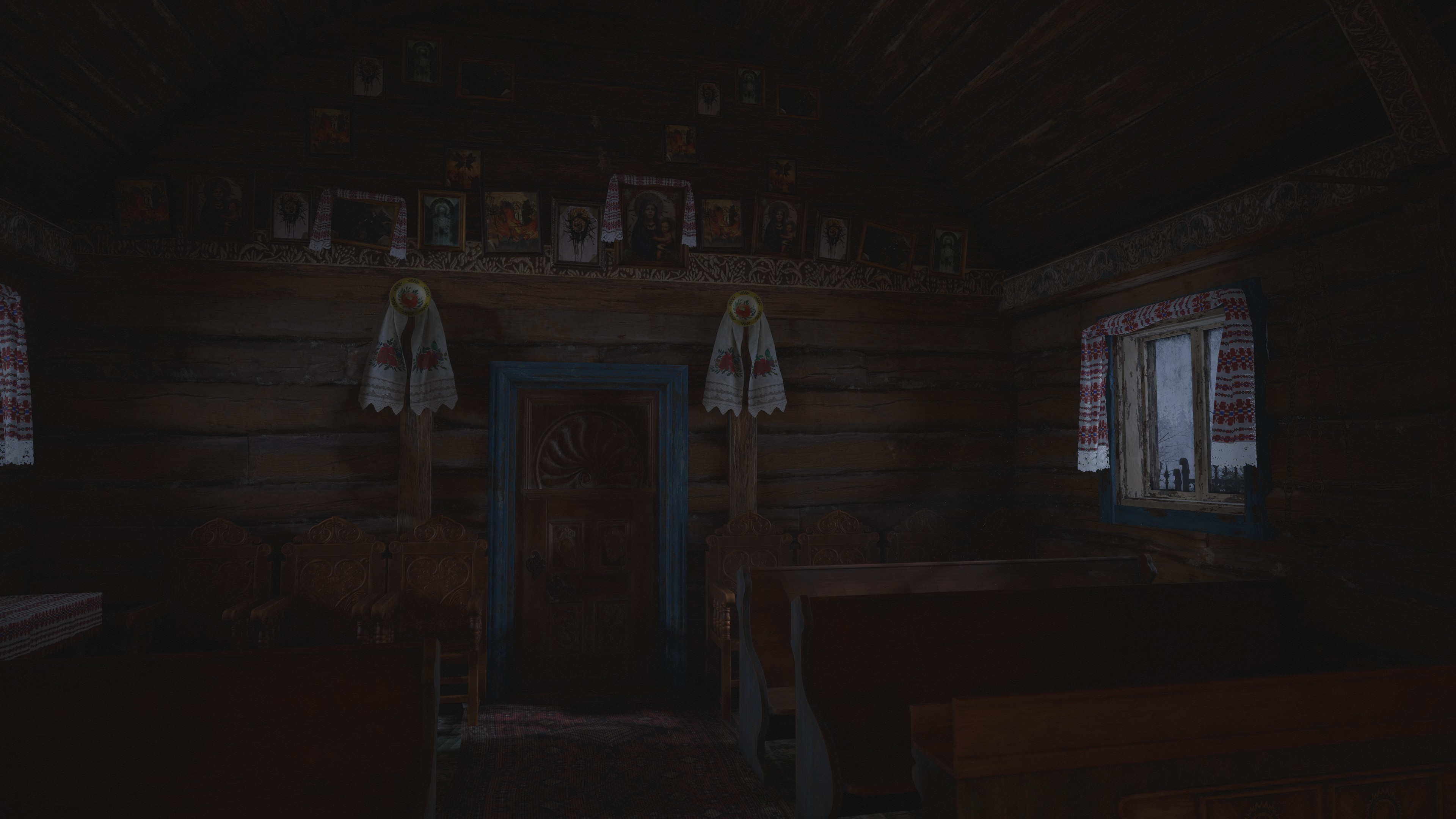 RTX / 4K / Ultra / 200% - Resident Evil: Village