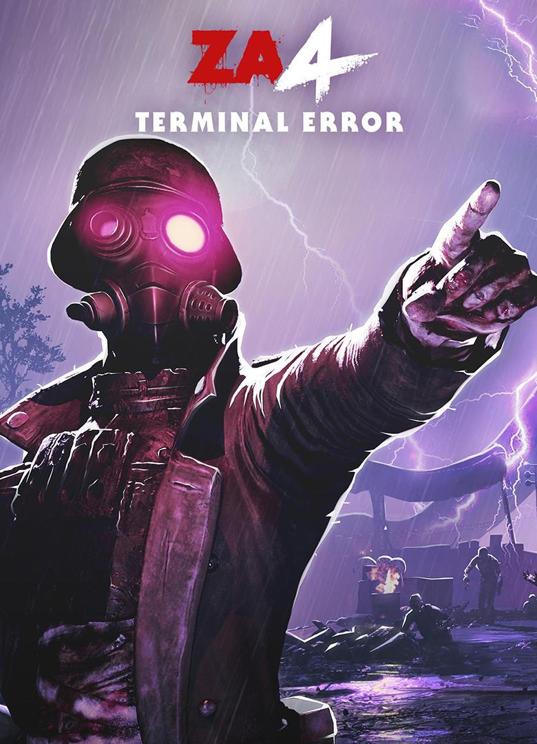 Обложка - Zombie Army 4: Dead War