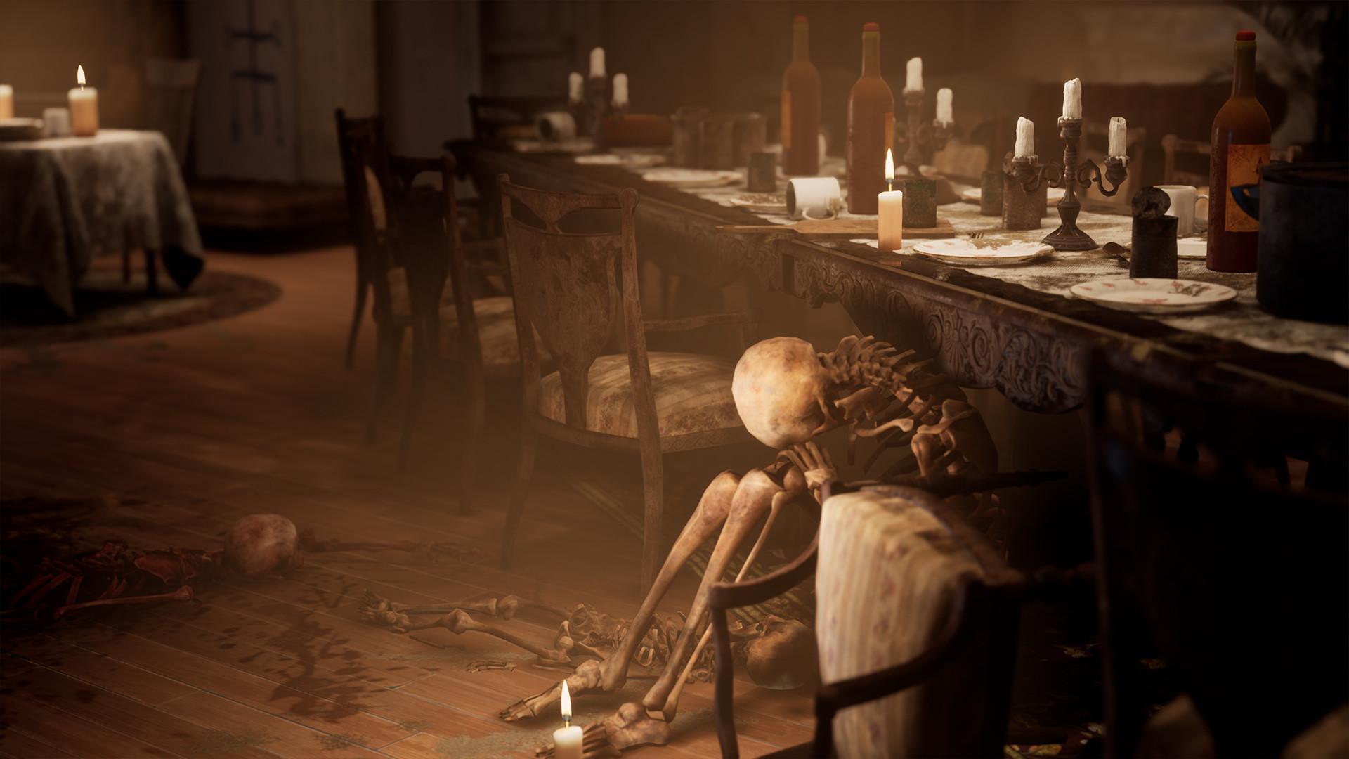 Геймплей - Horror Tales: The Wine
