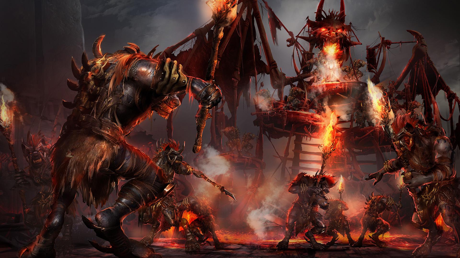 Арт - Dungeons & Dragons: Dark Alliance
