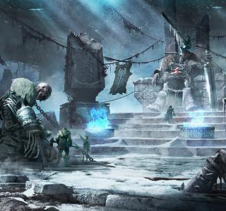 Галерея игры Dungeons & Dragons: Dark Alliance