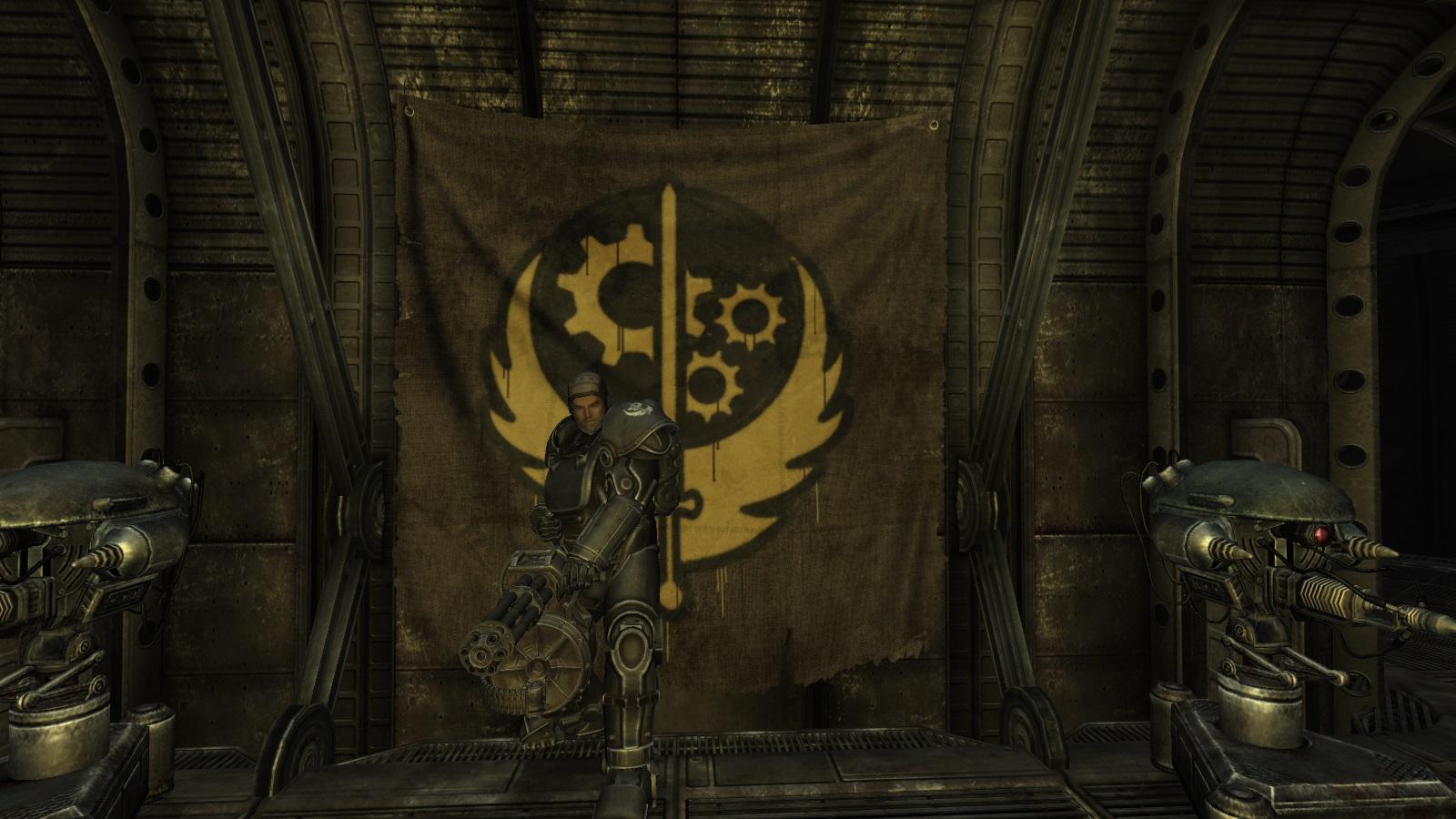 "Паладин ""Братства Стали"" - Fallout: New Vegas"
