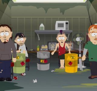 Галерея игры South Park: The Fractured But Whole