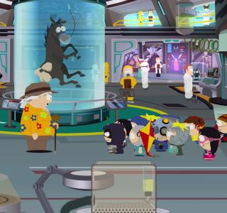 Галерея игры South Park: The Fractured But Whole
