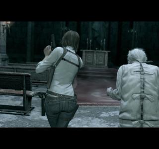 Галерея игры The Evil Within