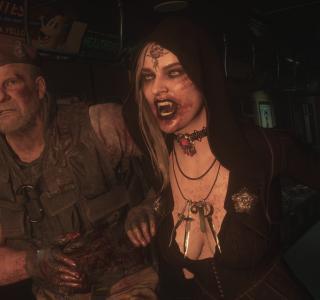 Галерея игры Resident Evil 3: Nemesis