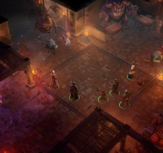 Галерея игры Pathfinder: Wrath of the Righteous