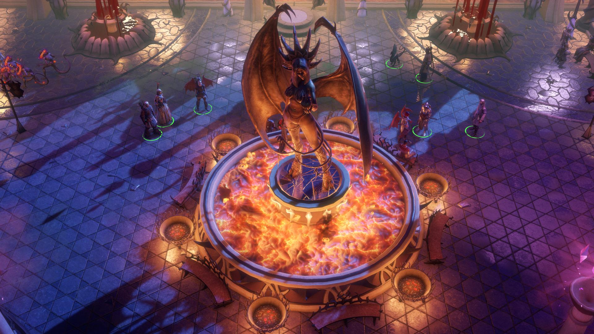 Геймплей - Pathfinder: Wrath of the Righteous